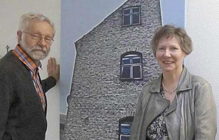 """Gerd Battermann und Elisabeth Schuller-Köster präsentieren """"Metamorphosen"""""""