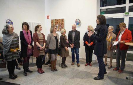 Zehn Künstler und 59 Werke locken ins DLZ